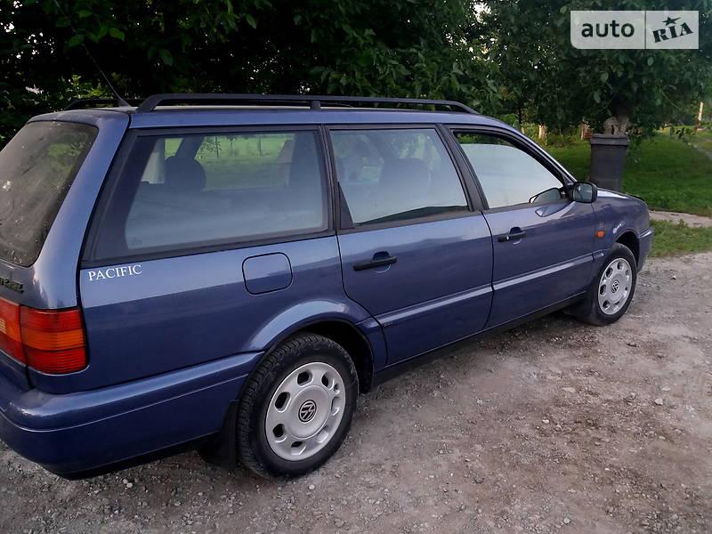 Volkswagen Passat 1995 года в Тернополе