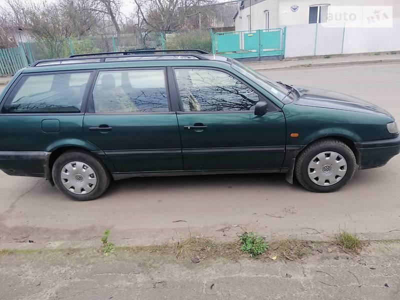 Volkswagen Passat B4 1996 в Владимир-Волынском