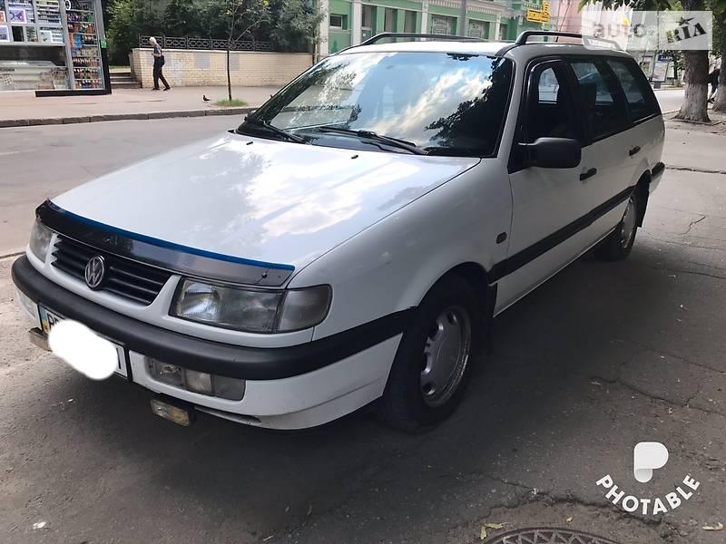Volkswagen Passat B4 1996 в Ровеньках