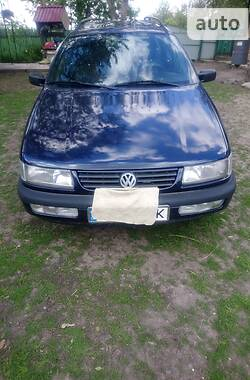 Универсал Volkswagen Passat B4 1996 в Кагарлыке