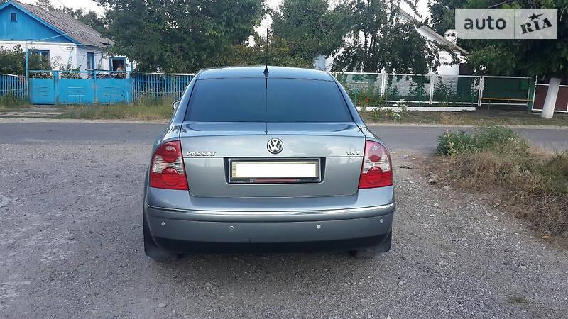 Volkswagen Passat 2004 года в Донецке