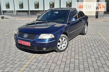 Volkswagen Passat B5 4 motion 2004