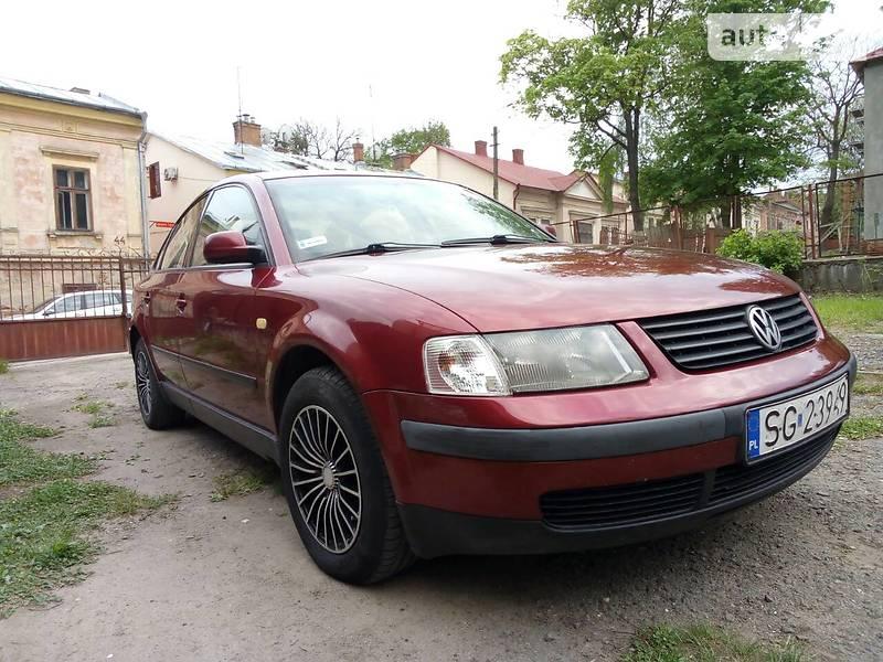 Volkswagen Passat B5 2000 в Черновцах
