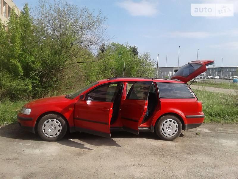 Volkswagen Passat B5 1997 в Стрые