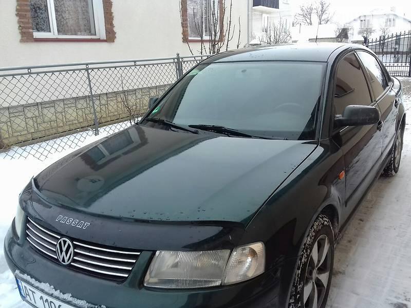 Volkswagen Passat B5 1998 в Івано-Франківську