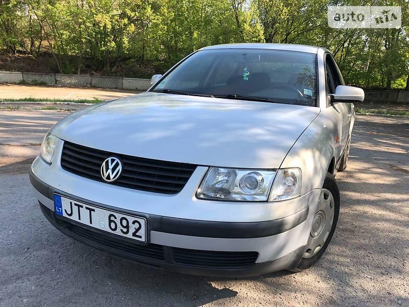 Volkswagen Passat B5 2000 в Харькове