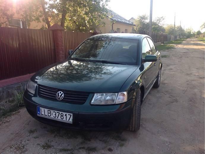 Volkswagen Passat B5 1998 в Яворове