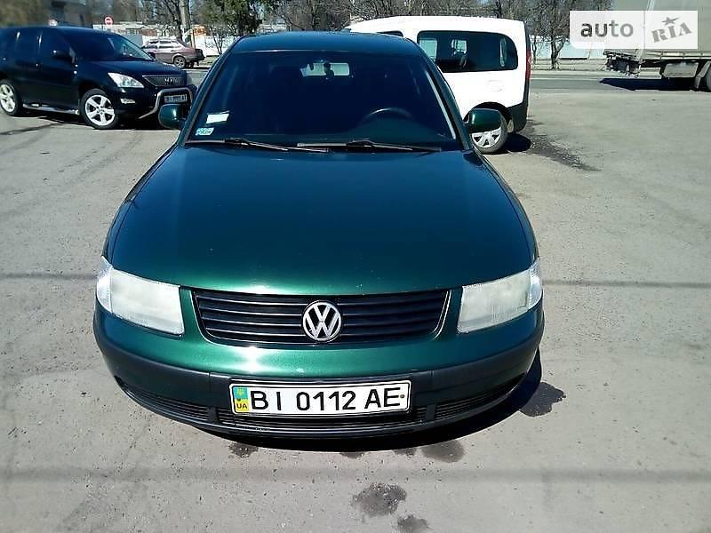 Volkswagen Passat B5 1999 в Кременчуге
