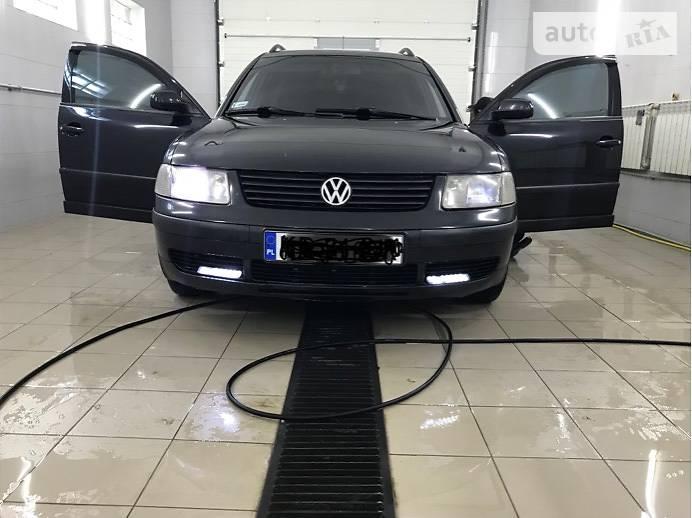 Volkswagen Passat B5 2000 в Старом Самборе