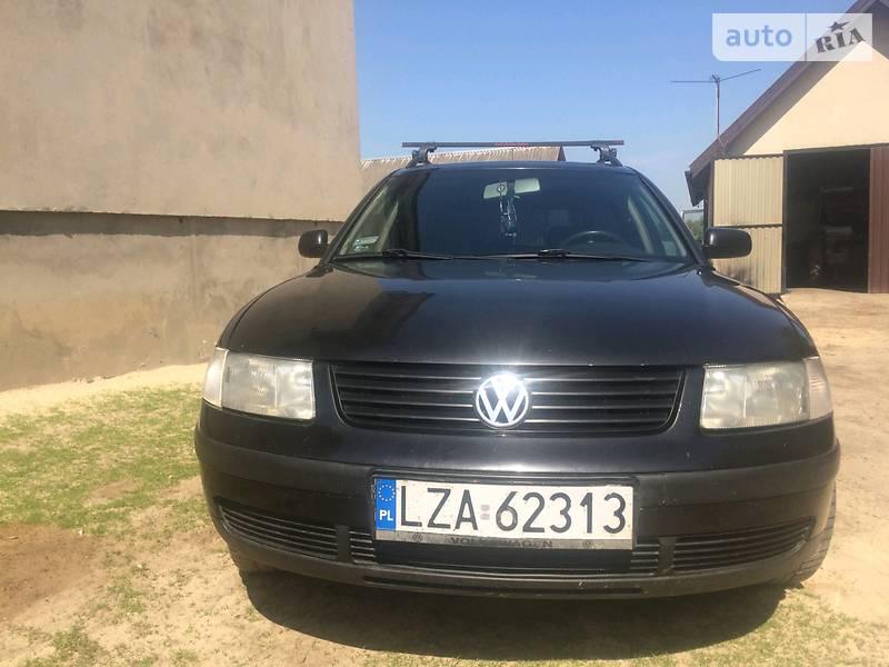 Volkswagen Passat 1999 року в Львові