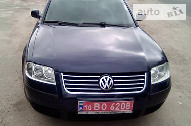 Volkswagen Passat B5 2003 в Житомире