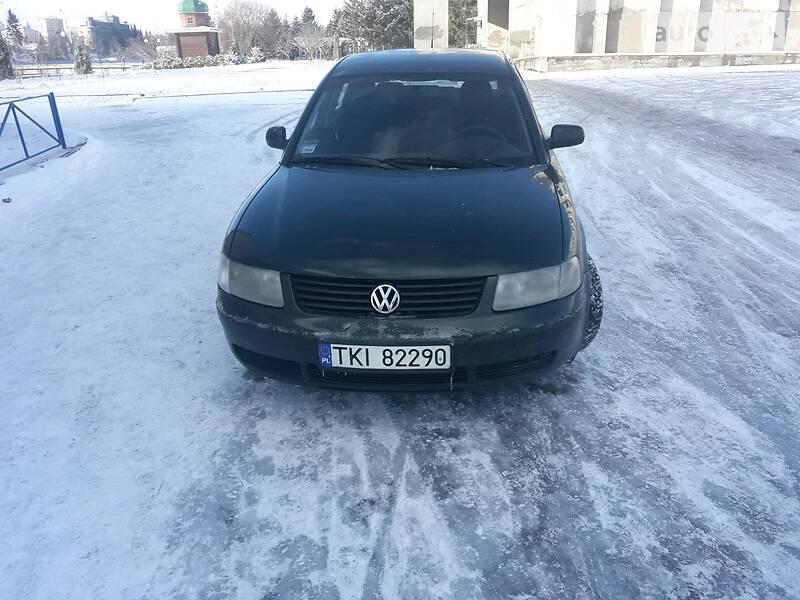 Volkswagen Passat 1998 года в Виннице