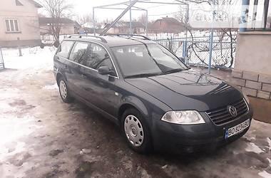 Volkswagen Passat B5 2001 в Тернополе