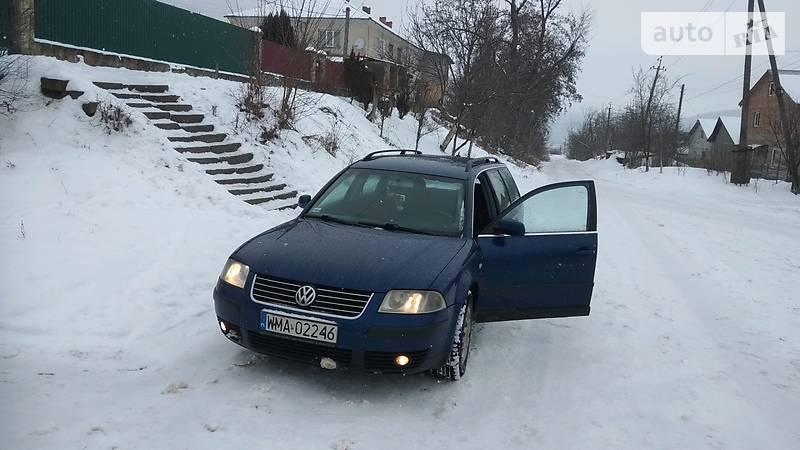 Volkswagen Passat 2004 года в Тернополе