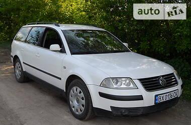 Volkswagen Passat B5 2001 в Теофиполе