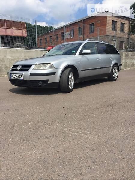 Volkswagen Passat 2003 года в Ровно