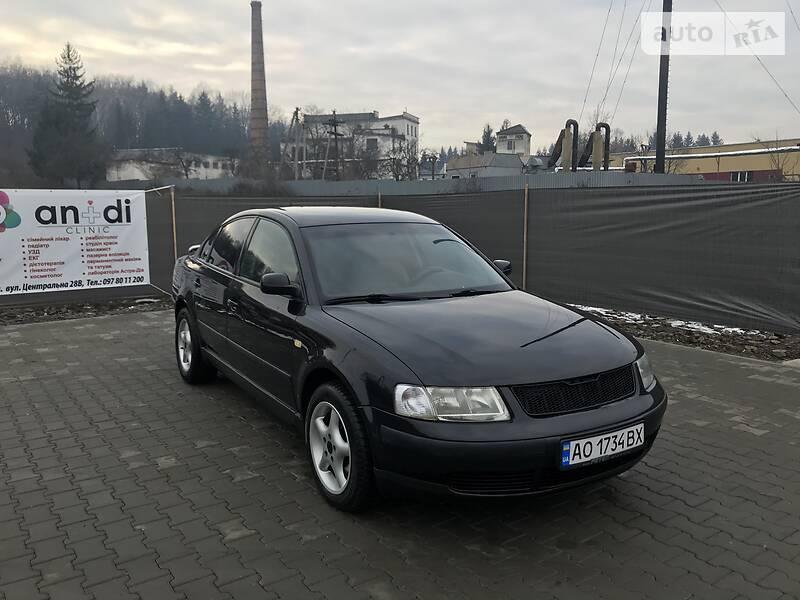 Volkswagen Passat B5 1999 в Иршаве