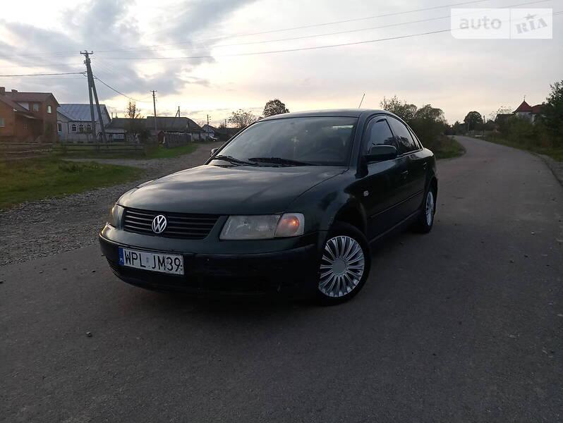 Volkswagen Passat B5