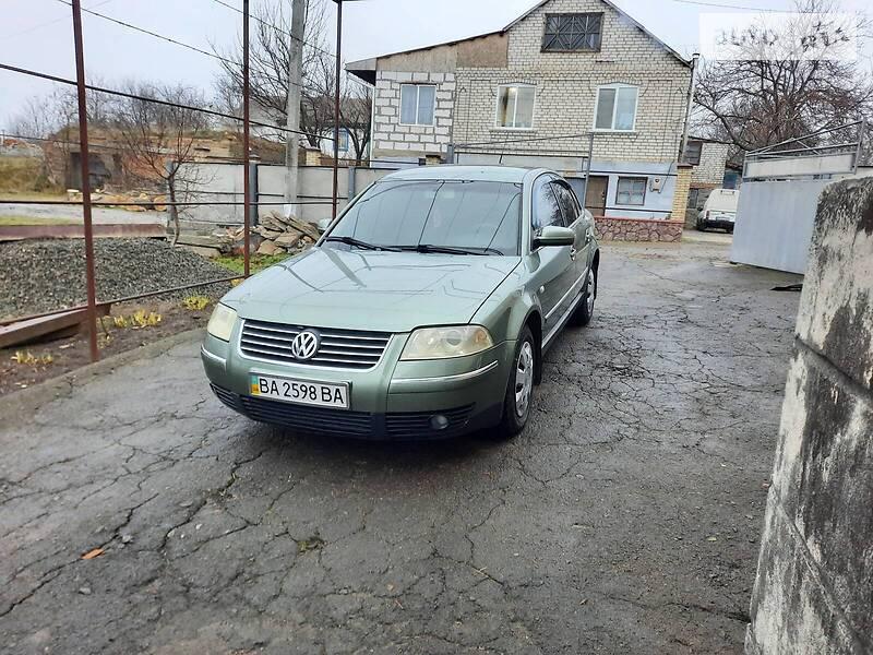 Volkswagen Passat B5 highline