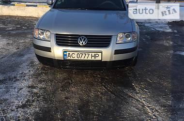 Volkswagen Passat B5 2001 в Владимир-Волынском