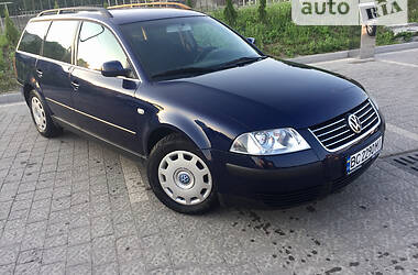 Унiверсал Volkswagen Passat B5 2001 в Стрию