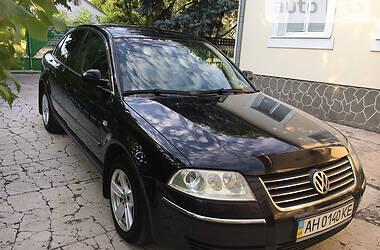 Седан Volkswagen Passat B5 2002 в Мариуполе