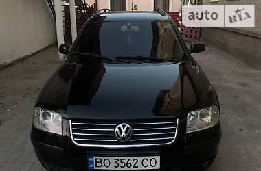 Универсал Volkswagen Passat B5 2001 в Тернополе