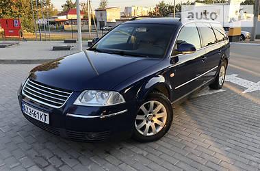 Унiверсал Volkswagen Passat B5 2002 в Харкові