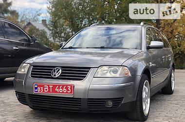 Универсал Volkswagen Passat B5 2003 в Львове