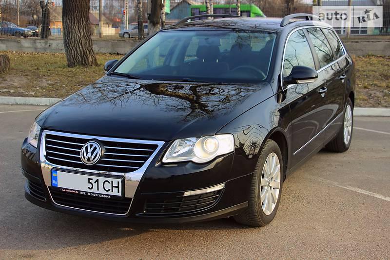 Volkswagen Passat 2008 года в Житомире