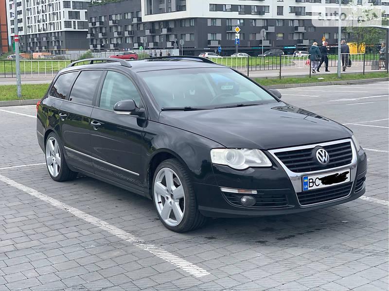 Volkswagen Passat 2006 року в Львові