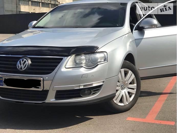 Volkswagen Passat 2006 року в Києві