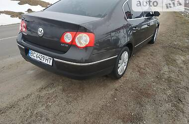 Седан Volkswagen Passat B6 2005 в Турці