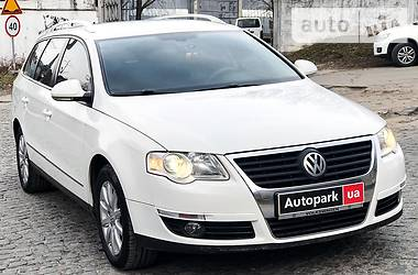 Универсал Volkswagen Passat B6 2010 в Киеве