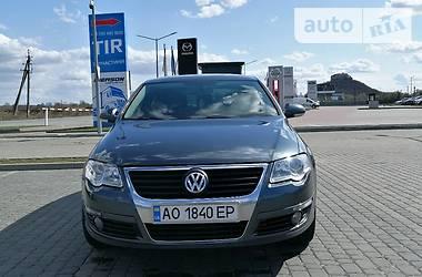 Volkswagen Passat B6 2010 в Ужгороде