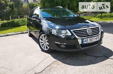 Унiверсал Volkswagen Passat B6 2008 в Вінниці