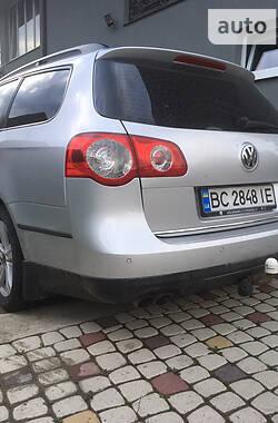 Универсал Volkswagen Passat B6 2010 в Черновцах
