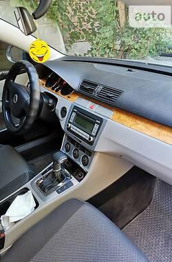 Седан Volkswagen Passat B6 2007 в Николаеве
