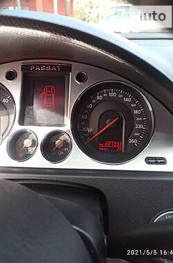 Универсал Volkswagen Passat B6 2007 в Решетиловке