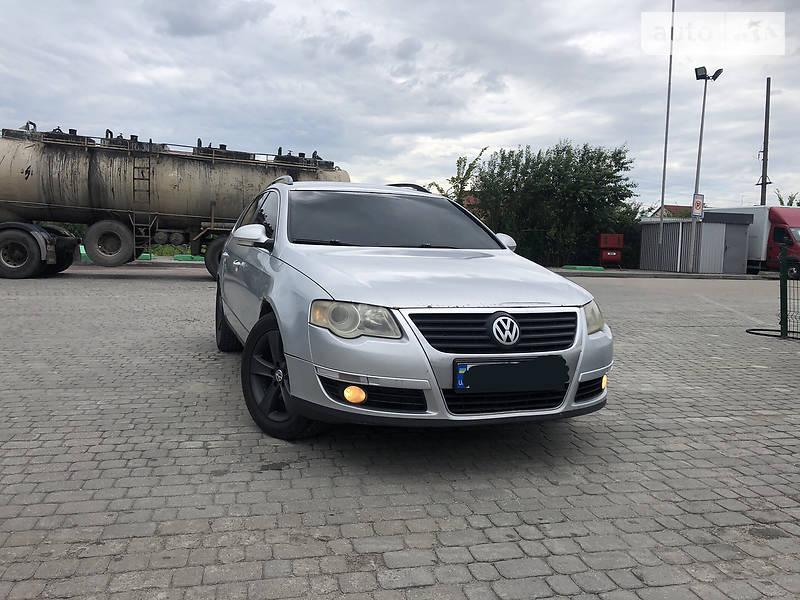 Универсал Volkswagen Passat B6 2006 в Львове