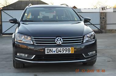 Volkswagen Passat B7 2011 в Балте