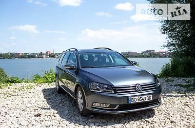Volkswagen Passat B7 2014 в Тернополе