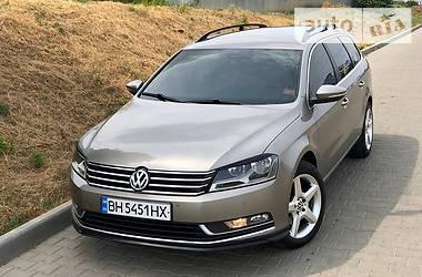 Volkswagen Passat B7 Bluemotion