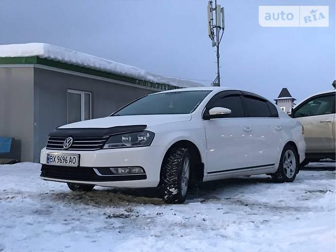 Volkswagen Passat 2013 года в Хмельницке