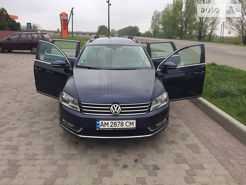 Volkswagen Passat 2012 года в Житомире