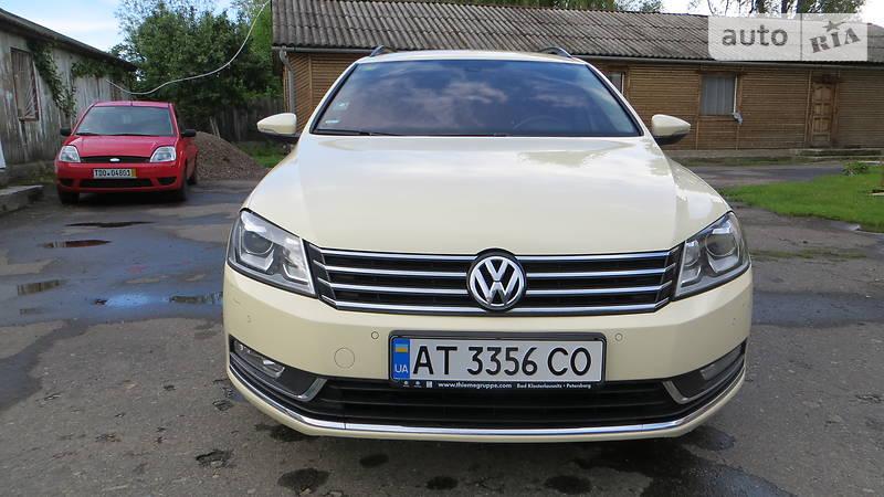 Volkswagen Passat 2014 року в Івано-Франківську