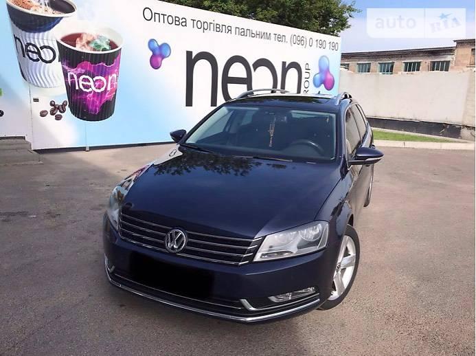 Volkswagen Passat 2011 года в Киеве