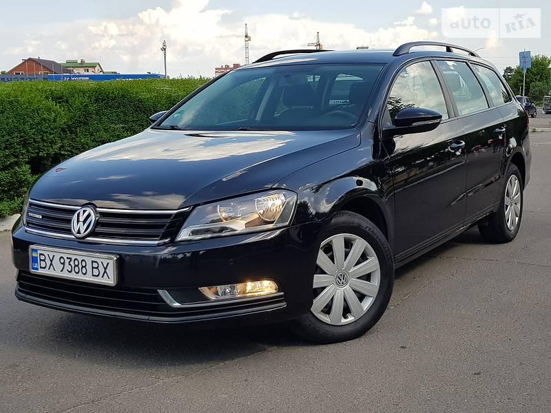 Volkswagen Passat 2014 года в Хмельницке