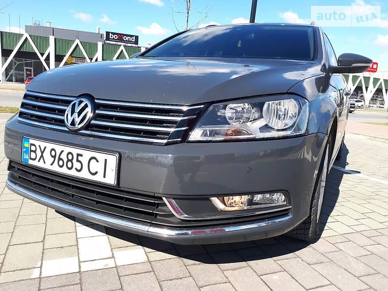 Volkswagen Passat B7 2013 в Хмельницькому