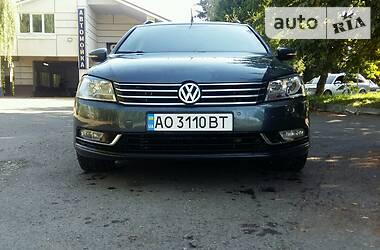 Volkswagen Passat B7 2010 в Хусте